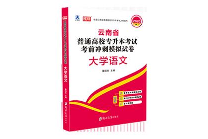 2020年云南专升本考试冲刺模拟卷·大学语文